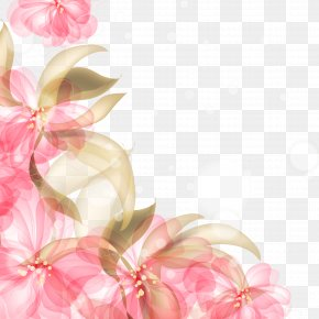 Beautiful Flowers BackgroundVector Material - Flower Stock Photography Drawing Clip Art PNG