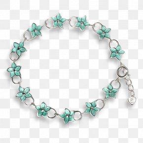 Necklace Jewelry Making - Body Jewelry Jewellery Bracelet Green Aqua PNG