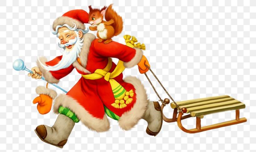 Ded Moroz Snegurochka Santa Claus Christmas Ornament, PNG, 800x487px, Ded Moroz, Art, Christmas, Christmas Decoration, Christmas Ornament Download Free