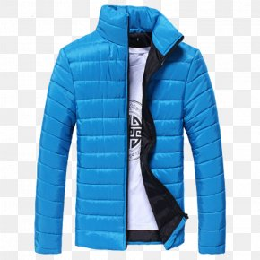 Tide Male Collar Collar Cotton Casual Jacket Youth Cotton - Hoodie Jacket Coat Parka Down Feather PNG