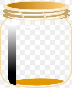 Honey - Muffin Honey Jar Clip Art PNG