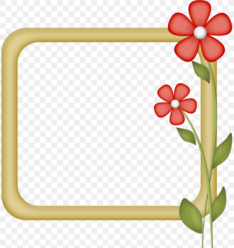 Floral Design Paper Clip Art Borders And Frames Picture Frames, PNG, 809x870px, Floral Design, Body Jewelry, Borders And Frames, Cut Flowers, Decorative Arts Download Free