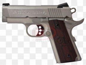 Colt - Colt's Manufacturing Company M1911 Pistol Colt Delta Elite .45 ACP Automatic Colt Pistol PNG