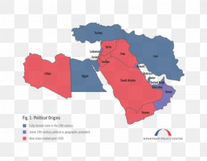 Middle East Map - MENA North Africa Arabian Peninsula Map Eureka Lighting PNG