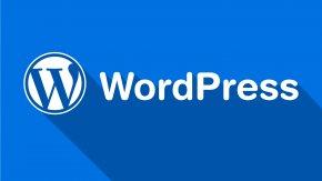 WordPress - Web Development WordPress Content Management System Blog PHP PNG