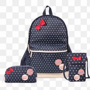 Backpack - Student Handbag Backpack School PNG