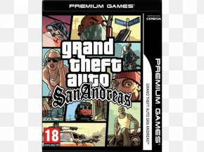 Grand Theft Auto: San Andreas - Grand Theft Auto: San Andreas Grand Theft Auto V Grand Theft Auto: Vice City Grand Theft Auto IV PlayStation 2 PNG
