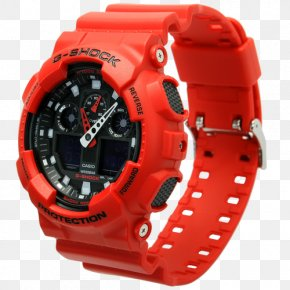 Watch - Watch G-Shock GA100 Clock Casio PNG