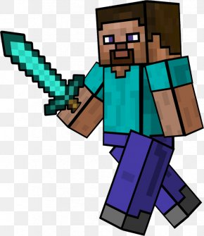 Minecraft - Minecraft Video Game Wiki Weapon PNG