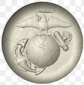 United States - Eagle, Globe, And Anchor United States Marine Corps Military Master Gunnery Sergeant PNG
