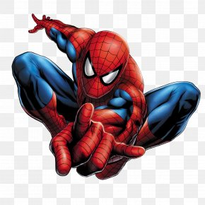 Spiderman - Spider-Man Comic Book Clip Art PNG