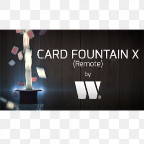 Fountain Plane - Playing Card Remote Controls Card Manipulation Magic Card Throwing PNG