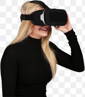 Virtual Reality Headset For IPhone - Oculus Rift Virtual Reality Headset Head-mounted Display Samsung Gear VR PNG