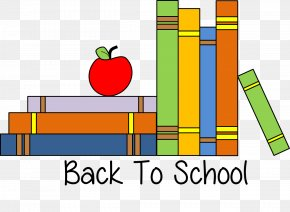 School Clip Art - First Day Of School Clip Art PNG