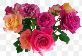 Bouquet Flowers - Flower Bouquet Clip Art PNG