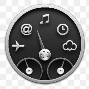 Dashboard MacOS Software Widget Application Software PNG