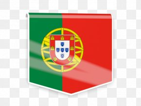 Flag - Flag Of Portugal National Flag Flags Of The World PNG
