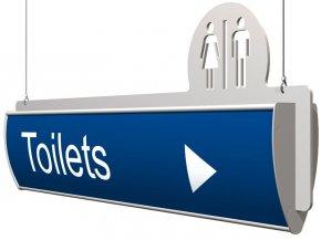 Restroom Sign Images - Signage Wayfinding Interior Design Services PNG