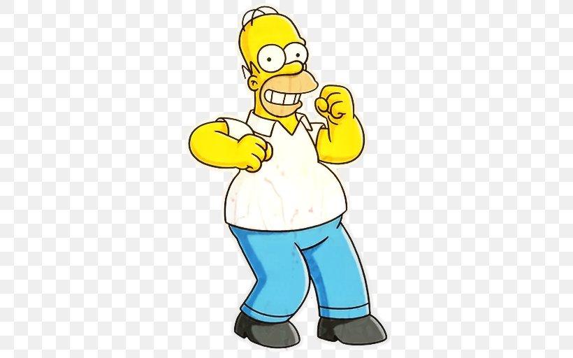 Homer Simpson Bart Simpson Desktop Wallpaper Image