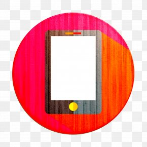 Oval Plate - Tablet Icon Essential Element Set Icon PNG