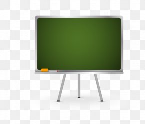 Green Chalkboard - Blackboard AIDS Table Chalk Wallpaper PNG