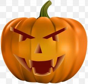 Halloween Vampire Pumpkin PNG Clip Art Image - Jack-o'-lantern Calabaza Pumpkin Halloween Clip Art PNG