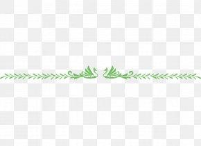 Logo Text - Green Text Line Font Logo PNG
