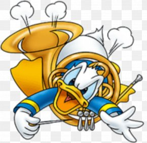 Donald Duck - Donald Duck: Goin' Quackers Mickey Mouse Clip Art PNG