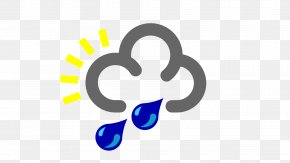 Weather Clipart - Freezing Rain Rain And Snow Mixed Weather Map PNG