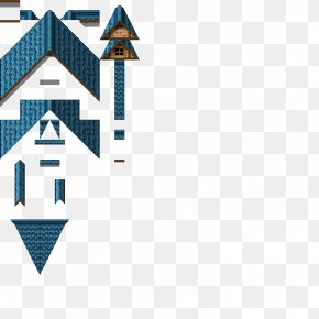 House - Logo House Angle Point Font PNG