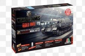 World Of Tanks - World Of Tanks Italeri Plastic Model Tiger I PNG