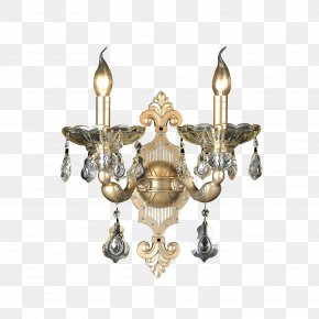 Wall Lamp - Chandelier Lamp Download PNG