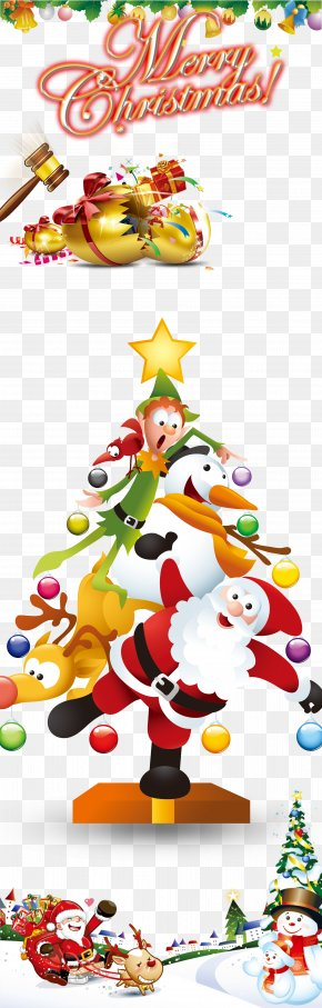 Creative Christmas - Christmas Holiday Clip Art PNG
