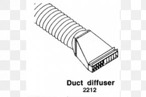 Air Duct - Diffuser Heater Duct Network Cables Angle PNG
