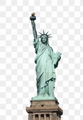 USA Statue Of Liberty - Statue Of Liberty Freedom Monument PNG