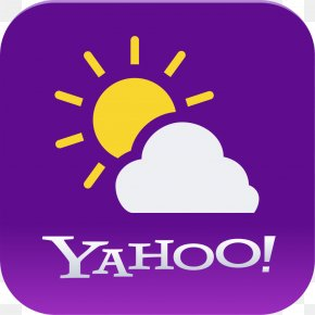 Weather - Yahoo! Mail Email IPhone PNG