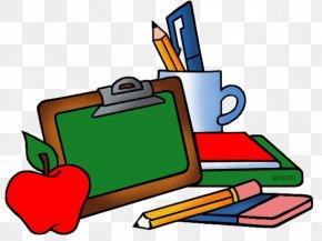 School - Clip Art Image Education School Graphics PNG