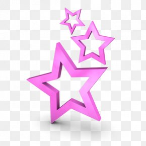 Star - Star Pattern PNG