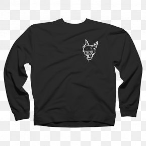 T-shirt - Hoodie T-shirt Sleeve Bluza Crew Neck PNG