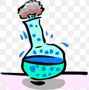 Experimenting Cliparts - Experiment Chemistry Laboratory Science Clip Art PNG