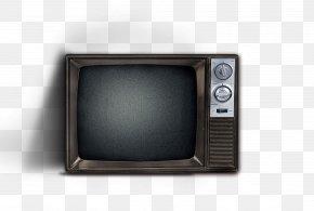 Old TV - Television Set PNG