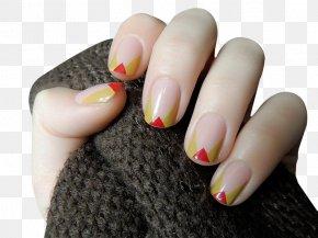Nail Nail - Nail Polish Nail Art Manicure Digit PNG