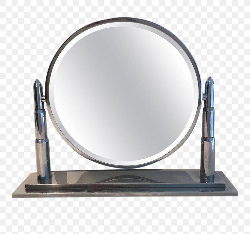 Mirror Art Deco Bathroom Cabinet Table
