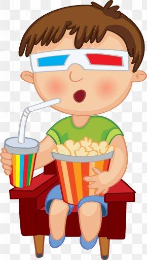 Children - Film Child Cinema Clip Art PNG