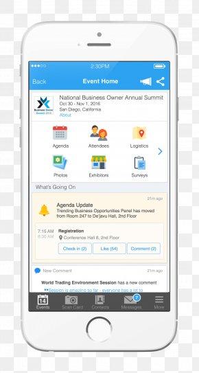 Smartphone - Digital Marketing Smartphone Event Management Marketing Plan PNG