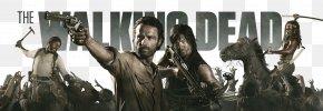 Season 4 The Walking DeadSeason 3Dead - Rick Grimes Daryl Dixon San Diego Comic-Con The Walking Dead PNG