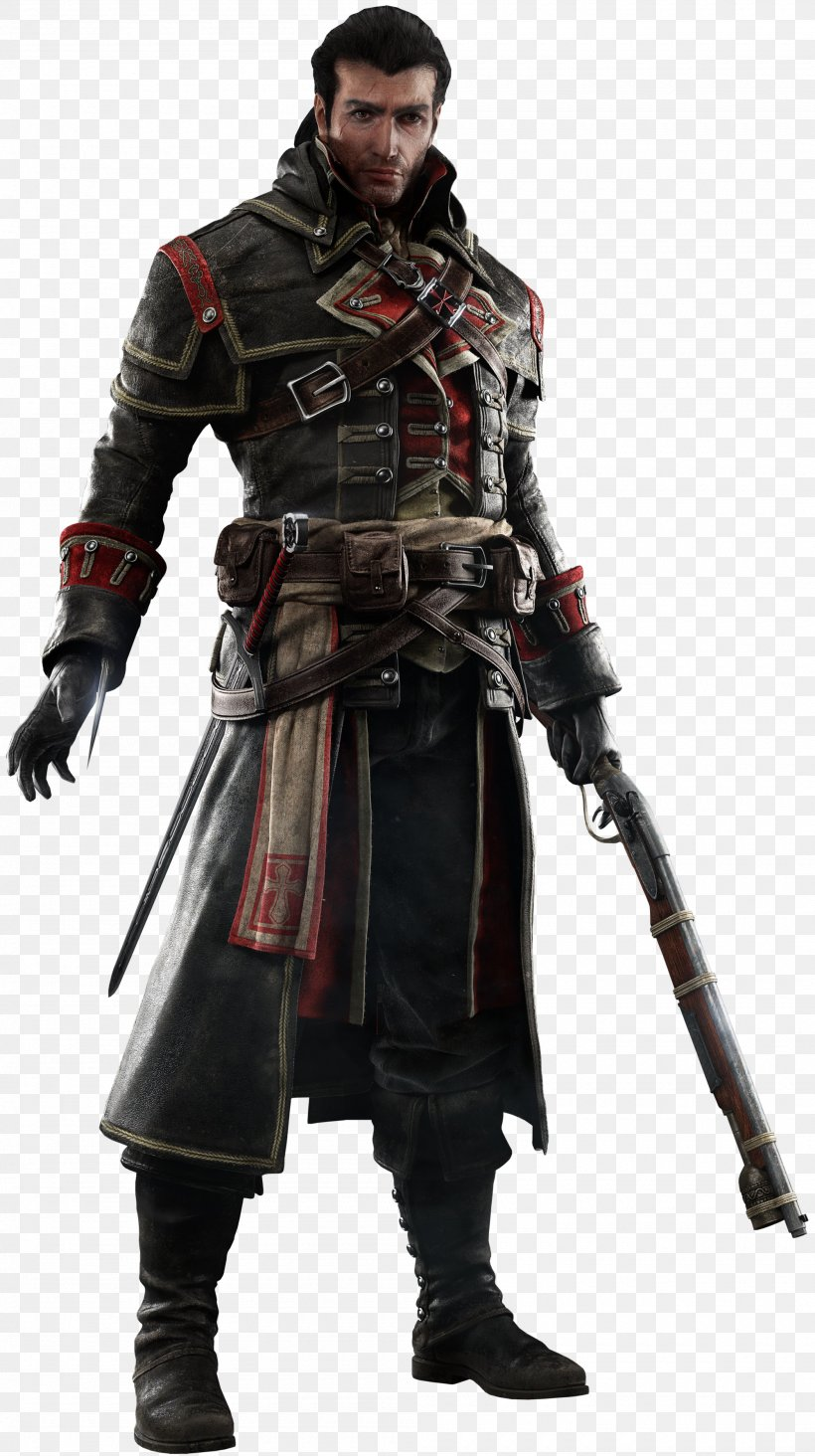 Assassin's Creed Rogue Assassin's Creed Unity Assassin's Creed III Assassin's Creed IV: Black Flag Assassin's Creed: Brotherhood, PNG, 2000x3572px, Assassin S Creed Unity, Action Figure, Armour, Assassin S Creed, Assassin S Creed Ii Download Free