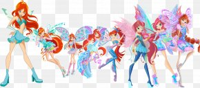 Season 1 Fire Flame .deOthers - Bloom Winx Club PNG