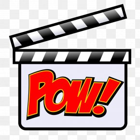 Bollywood Film Clapperboard PNG