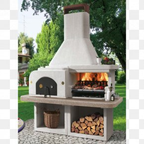 Barbecue - Barbecue Pizza Wood-fired Oven Grilling PNG
